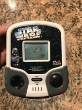 STAR WARS Electronic Hand-held Game by MGA 1995 Works! Darth Vader