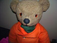 vintage teddy bear [unmarked]