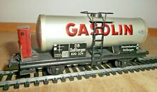 "Trix Express 409 (20/78) H0 Tank Wagon with Brakeman's Cab "" Gasolin """