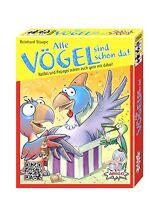 LOT 26661 | Amigo 05907 Alle Vögel sind schon da! Kartenspiel ab 4 J. NEU in OVP