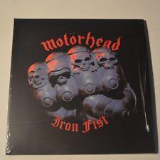 MOTORHEAD - IRON FIST - 2008 UK LTD. EDITION 3-LP SET COLOR VINYL NEW
