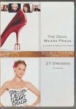 27 Dresses / Devil Wears Prada (DVD, 2010, 2-Disc Set, Fox 75th Anniversary)