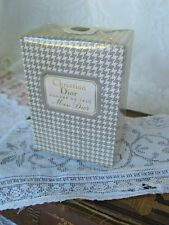 Vintage Christian Dior Miss Dior Rare Powder Talc Sealed Never Opened