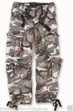 Pantalones de hombre cargo Surplus Raw Vintage