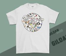 Led Zeppelin Autograph T-Shirt Robert Plant - Jimmy Page Size S - 3XL