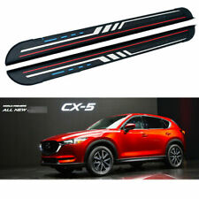 fits for Mazda CX-5 CX5 2017-2021 Running Boards Side Step Pedal Protector Bar