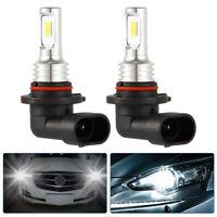 2X LED Headlight Bulbs Kit 9005 HB3 High Beam 35W 4000LM 6000K White High Power
