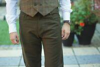 Milano Moleskin Country Jean for Hunting/Shooting/Fishing, Men