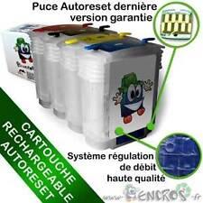 RECHARGEABLE-  Cartouche Rechargeable pour  HP940-88-10 - Pack X4 Vides Garantie