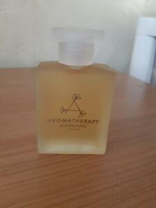 Aromatherapy Associates - De-Stress Muscle Bath & Shower Oil 55ml - Unboxed