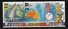 Kiribati 484 America's Cup Sailing Mint NH