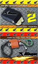 Honda TRX300 CDI Fourtrax Rev Box Monster Coil AMR Performance Ignition Parts S2