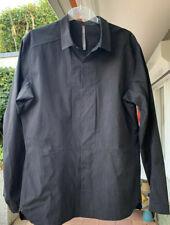 Arc'teryx Veilance Operand LS Overshirt XL Schwarz