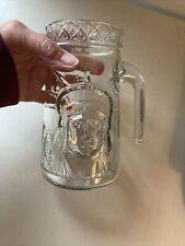 Statue Of Liberty Glass Mug
