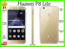"""Huawei P8 Lite 2017 DUAL SIM 16GB PRA-LX1 3GB 4G Sbloccato * * SMARTPHONE 5.2"""" HD"""
