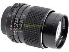 Revuenon teleobiettivo 135mm. f2,8 innesto a vite M42 utilizzabile su digitali.