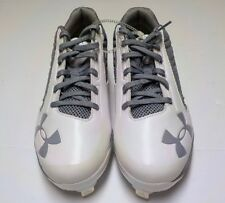 Under Armour Charged Men's Size 12 (US) 1264167-102 Low ST Baseball Cleat