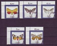 Briefmarken aus der BRD (1990-1999) mit Schmetterlings-Motiv als Satz