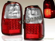 2001-2002 TOYOTA 4RUNNER LED TAIL LIGHTS RED NEW
