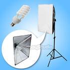 "200W Studio Photography Continuous Lighting 20""x28"" Softbox Kit 220V 230V"