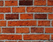 Tapete AS Steintapete Dekora-Natura 7798-16 779816 Stein rot grau