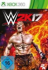 Xbox 360 WWE 2k17 WRESTLEMANIA NEU