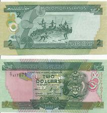 Salomonen / Solomon Islands - 2 Dollars 2011 UNC - Pick 25(2)