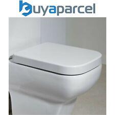 Square Wrap Over Soft Close Toilet Seat - RAK Series 600 Vitra S20 R2 Mini Pura
