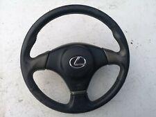 Lexus IS200 Sport Leather Steering Wheel