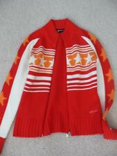 GORGEOUS GIRLS PROTEST ZIPPER CARDIGAN/JACKET WOULD SUIT AGE 10 YEARS (164)