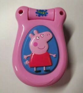 Peppa Pig Flip and Learn  Mobile phone Toy Interactive lights and sounds