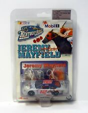 ACTION JEREMY MAYFIELD STOCK CAR #12 Mobil 1 Kentucky Derby Die-Cast MOC 1999