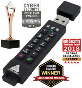 Apricorn Aegis Secure Key 3Z - FIPS 140-2 level 3 - Hardware-Based Encryption