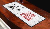 BANKSY CALL un Airstrike Toalla de Bar Ideal Para El Hogar Cocktail Fiestas Pub