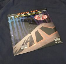 """KING TEE & MARLEY MARL• At Your Own Risk• 12"""" Sealed"""