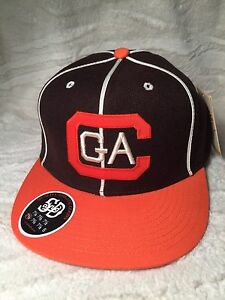 STALL & DEAN CAMBRIDGEPORT GYMNASIUM A.C. FITTED HAT (7 5/8)MORE SIZES AVAILABLE