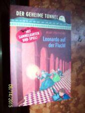 Der geheime Tunnel - Leonardo auf der Flucht von Olaf Fritsche m.Sammelkarten