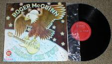 ROGER MCGUINN Byrds vinyl LP PEACE ON YOU Japan? pressing rare