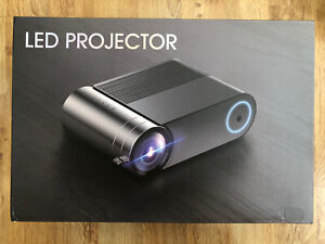Goodee LED Projector 1080 * 720p