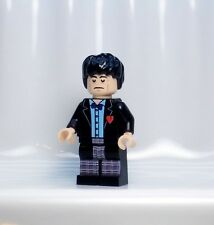 A155 Lego CUSTOM PRINTED DOCTOR WHO Dimensions INSPIRED SECOND DR MINIFIG 2nd dr