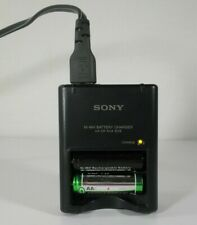 Sony BC-CS2A NI-MH Battery Charger, AAA Battery Charger, AA Battery Charger