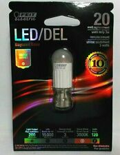 Feit Electric LED 20 Watt Replacement LED Light Bulb, 200 Lumens Bayonet Base