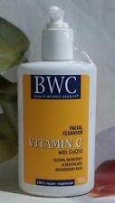 4x Beauty Without Cruelty Facial Cleanser Vitamin C Coq10 Cleans Antioxidant