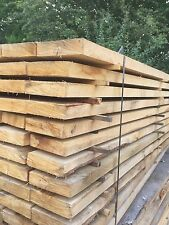 Oak Sleepers Board/ Half Sleepers 200x 50x2400 Mm