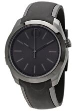 Movado Bold Motion Bluetooth 44mm Black Dial Silicone Men's Watch 3660002 SD