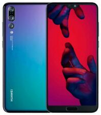 Huawei P20 Pro - 128GB - Twilight (Unlocked) (Single Sim) **CRACKED BACK**