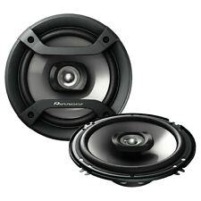 "New listing Pioneer Ts-F1634R 6.5"" 100 Watt Max 2-Way Slim Mount Car Audio Speakers (Pair)"