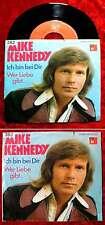 Single Mike Kennedy: Ich bin bei Dir (BASF 06 12474-0) D 1975