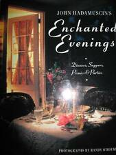 ENCHANTED EVENINGS BY JOHN HADAMUSCIN 1990 FIRST EDITION  (MINT CONDITION)