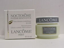 Lancome Noctosome Renewal System Chrono-Cosmetic Night Treatment 1.7 oz